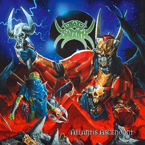 Bal-Sagoth - Atlantis Ascendant recenzja okładka review cover