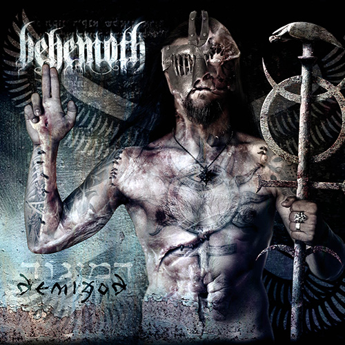 Behemoth - Demigod recenzja okładka review cover