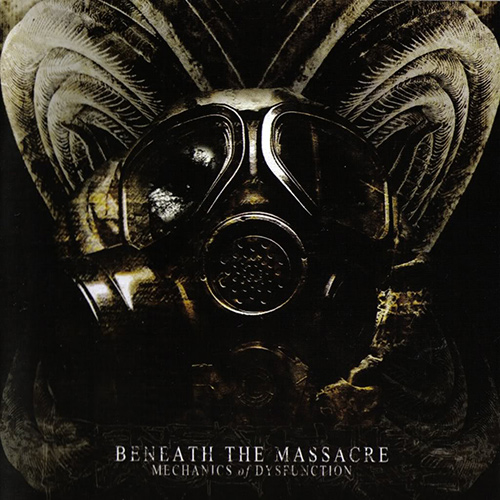 Beneath The Massacre - Mechanics Of Dysfunction recenzja okładka review cover