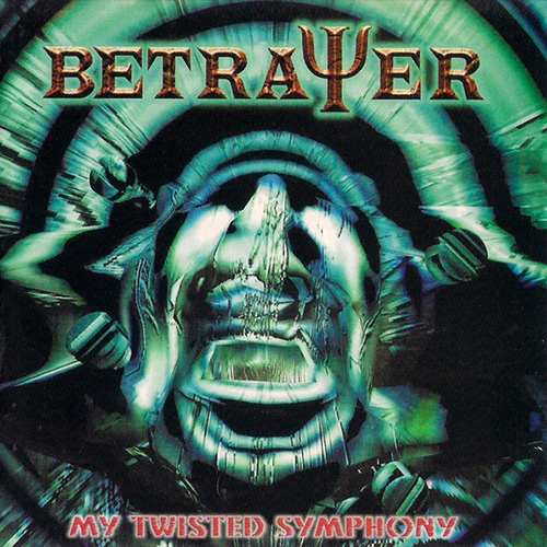 Betrayer - My Twisted Symphony recenzja okładka review cover
