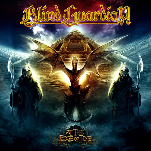 Blind Guardian - At The Edge Of Time recenzja okładka review cover
