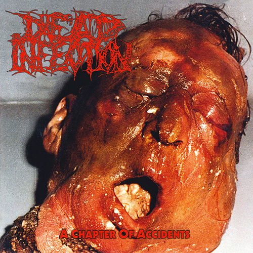 Dead Infection - A Chapter Of Accidents recenzja okładka review cover