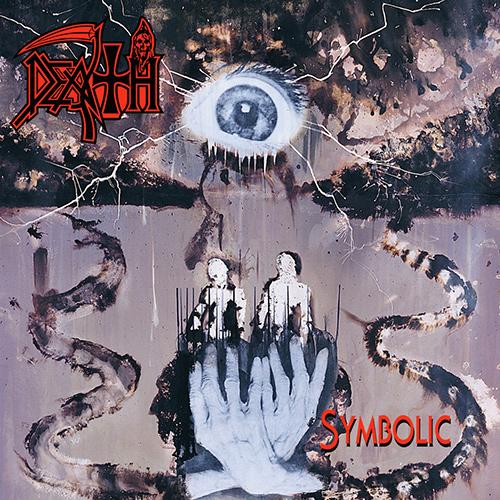 Death - Symbolic recenzja okładka review cover
