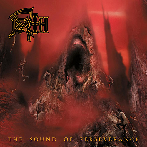 Death - The Sound Of Perseverance recenzja okładka review cover