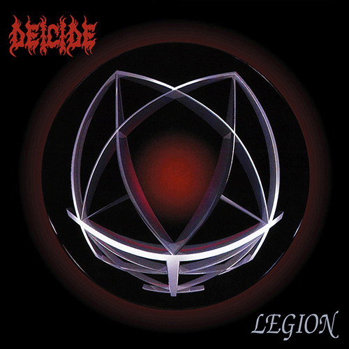 Deicide - Legion recenzja okładka review cover