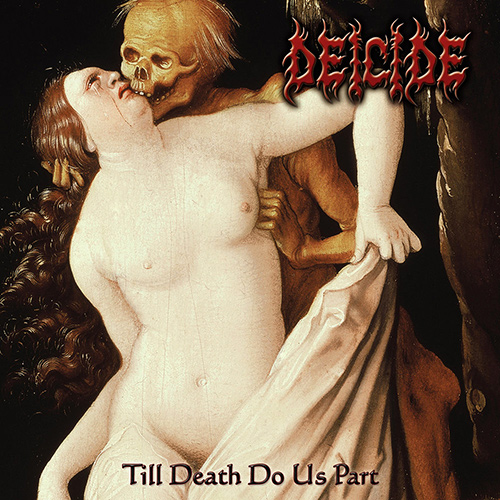 Deicide - Till Death Do Us Part recenzja okładka review cover