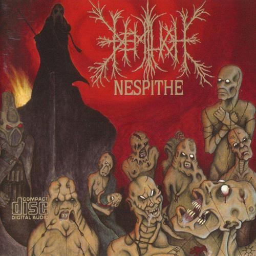Demilich - Nespithe recenzja okładka review cover