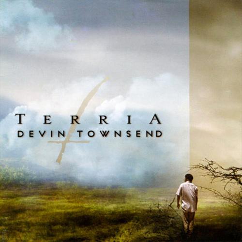 Devin Townsend - Terria recenzja okładka review cover