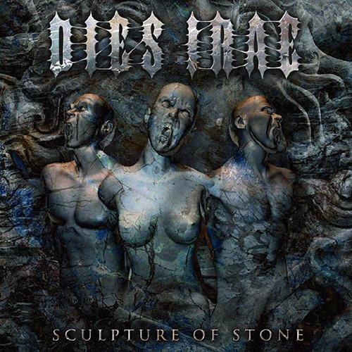 Dies Irae - Sculpture Of Stone recenzja okładka review cover