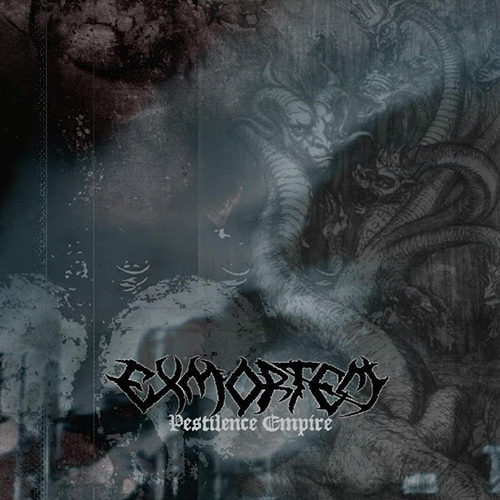 Exmortem - Pestilence Empire recenzja okładka review cover