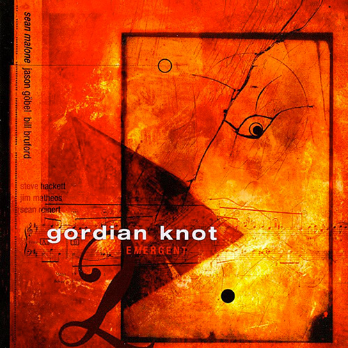 Gordian Knot - Emergent recenzja okładka review cover