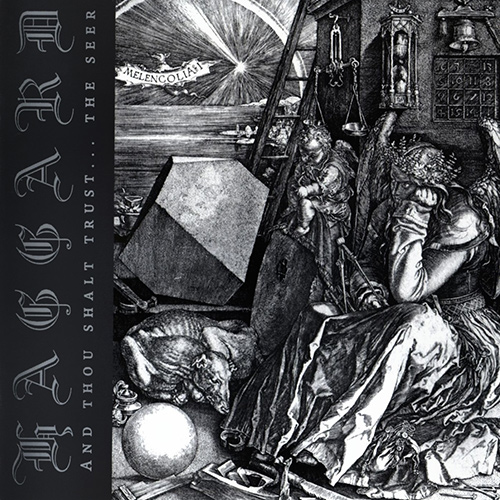 Haggard - And Thou Shalt Trust... The Seer recenzja okładka review cover