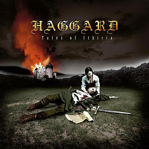 Haggard - Tales Of Ithiria recenzja okładka review cover