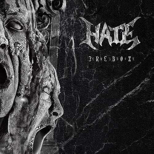 Hate - Erebos recenzja okładka review cover