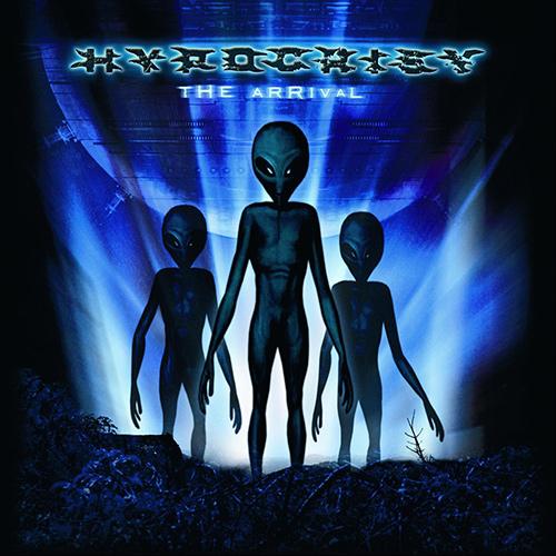 Hypocrisy - The Arrival recenzja okładka review cover