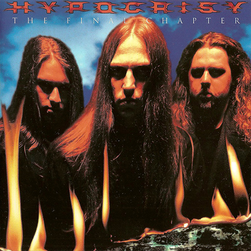 Hypocrisy - The Final Chapter recenzja okładka review cover