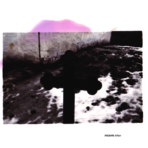 Ihsahn - After recenzja okładka review cover