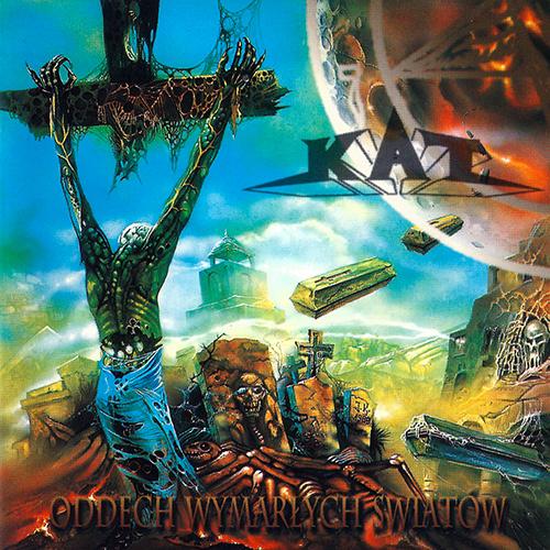 Kat - Oddech Wymarłych Światów recenzja okładka review cover