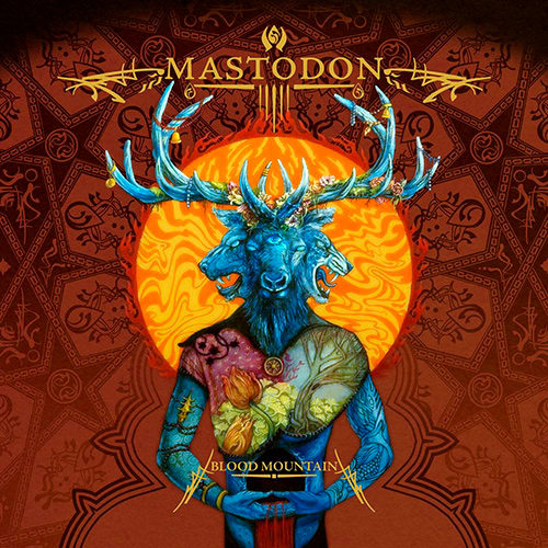 Mastodon - Blood Mountain recenzja okładka review cover
