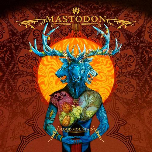 Mastodon - Blood Mountain recenzja okładka review cover