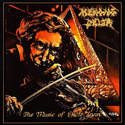 Mekong Delta - The Music Of Erich Zann recenzja okładka review cover