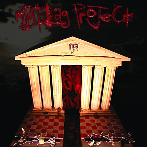 Mindlag Project - Mindlag Project recenzja okładka review cover