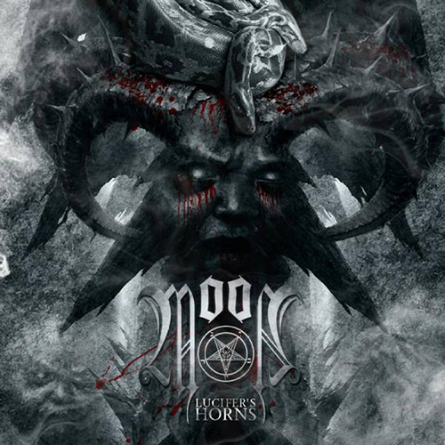 Moon - Lucifer's Horns recenzja okładka review cover