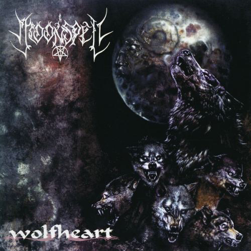 Moonspell - Wolfheart recenzja okładka review cover