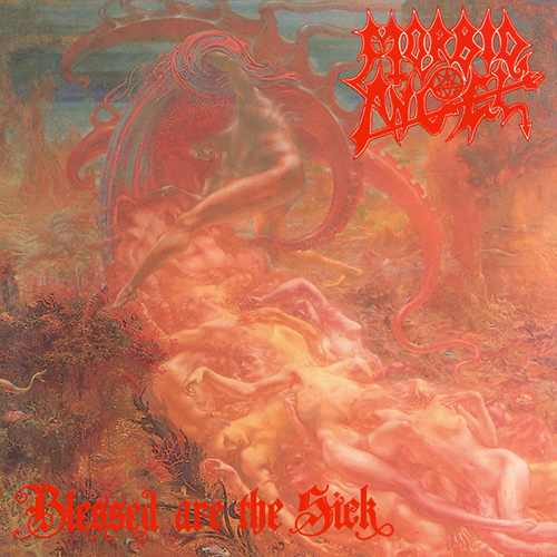 Morbid Angel - Blessed Are The Sick recenzja okładka review cover