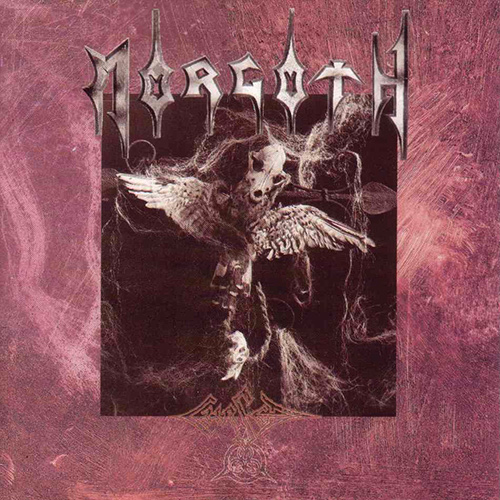 Morgoth - Cursed recenzja okładka review cover