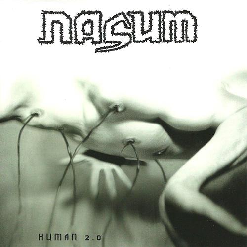 Nasum - Human 2.0 recenzja okładka review cover