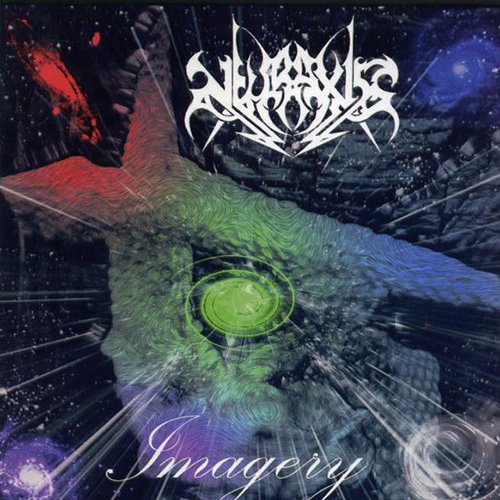 Neuraxis - Imagery recenzja okładka review cover