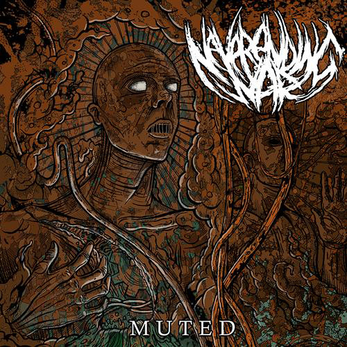 Neverending War - Muted recenzja okładka review cover
