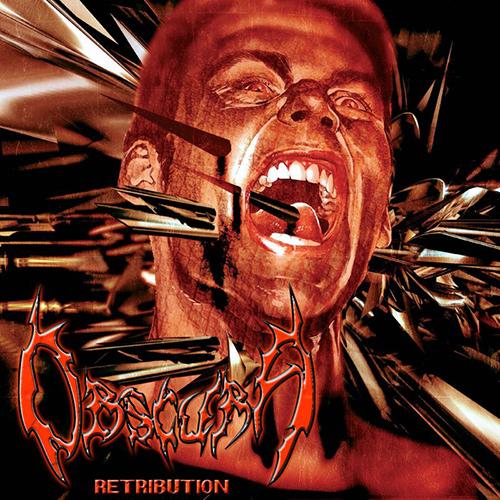 Obscura - Retribution recenzja okładka review cover
