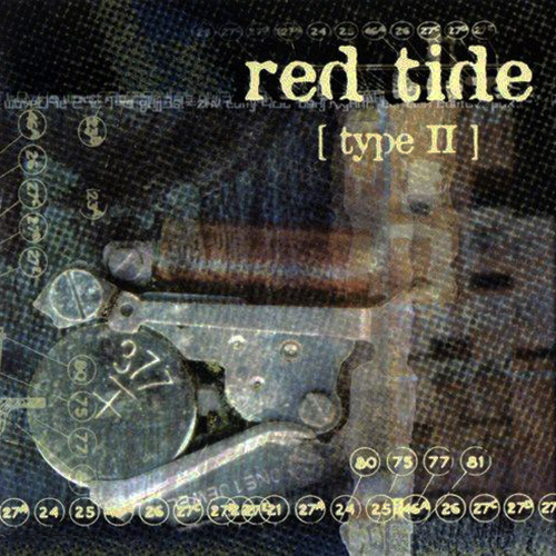 Red Tide - Type II recenzja okładka review cover