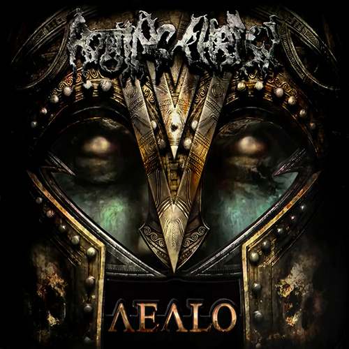 Rotting Christ - Aealo recenzja okładka review cover