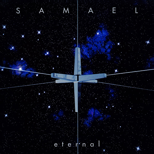 Samael - Eternal recenzja okładka review cover