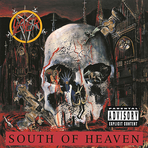 Slayer - South Of Heaven recenzja okładka review cover
