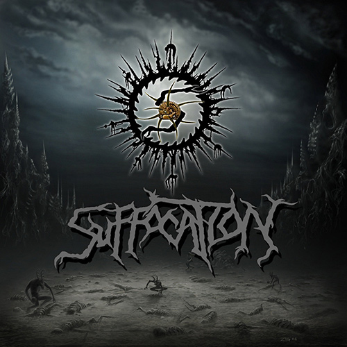 Suffocation - Suffocation recenzja okładka review cover