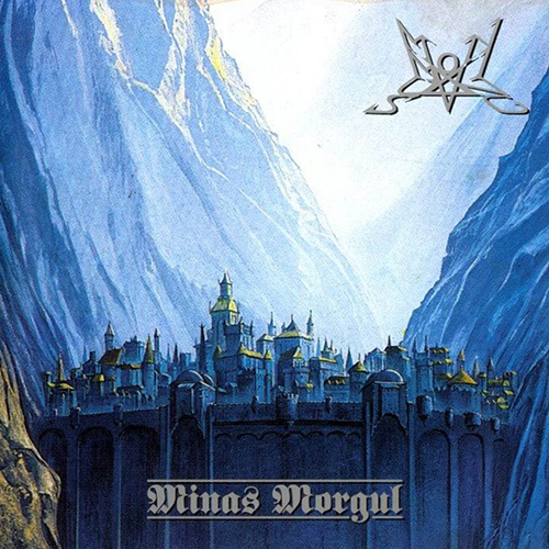 Summoning - Minas Morgul recenzja okładka review cover
