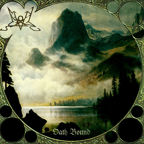 Summoning - Oath Bound recenzja okładka review cover