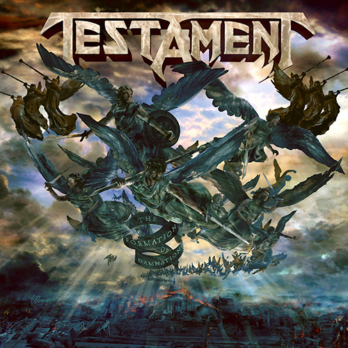 Testament - The Formation Of Damnation recenzja okładka review cover