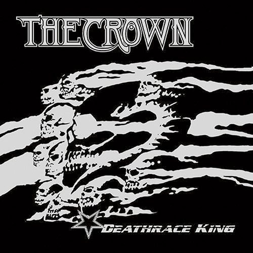 The Crown - Deathrace King recenzja okładka review cover