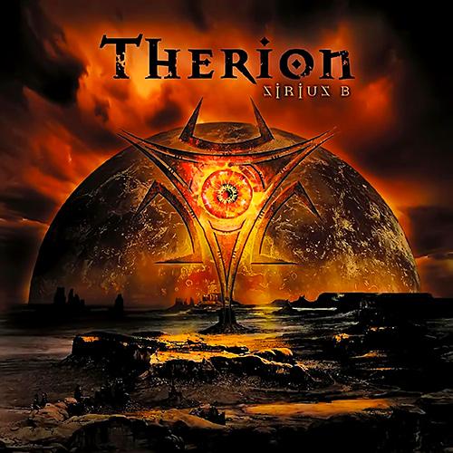 Therion - Sirius B recenzja okładka review cover