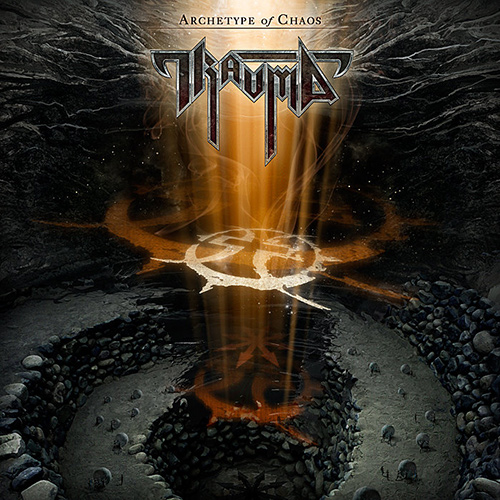 Trauma - Archetype Of Chaos recenzja okładka review cover