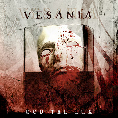 Vesania - God The Lux recenzja okładka review cover