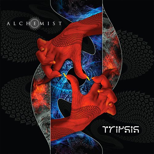 Alchemist - Tripsis recenzja okładka review cover