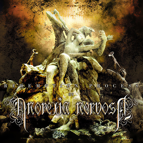 Anorexia Nervosa - Redemption Process recenzja okładka review cover