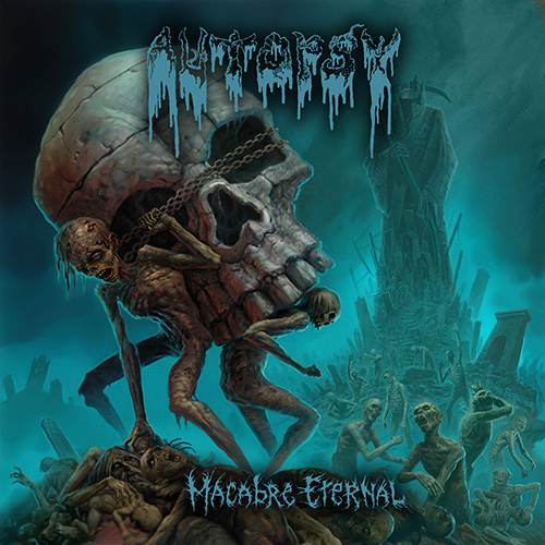 Autopsy - Macabre Eternal recenzja okładka review cover