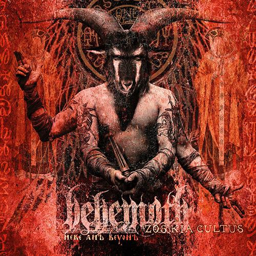 Behemoth - Zos Kia Cultus recenzja okładka review cover